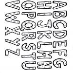 Allerhand Ausmalbilder - Alphabet complet