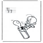 Allerhand Ausmalbilder - Alphabet Y