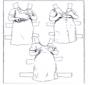 Ankleidpuppe Kleider 6