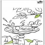 Allerhand Ausmalbilder - Ausmalbilder Frühling