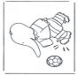 Babar spielt Fussball