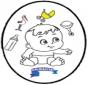 Baby Stechkarte 3