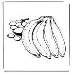 Allerhand Ausmalbilder - Banane