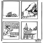 Bibel Ausmalbilder - Bibel Ausmalbild 1