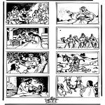 Bibel Ausmalbilder - Bibel Ausmalbild 3