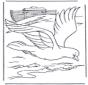 Bibel Malvorlagen die Arche Noah