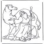 Bibel Ausmalbilder - Bibel malvorlagen Noah