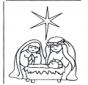 Bibel malvorlagen Weihnachten