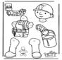 Bob der Baumeister basteln