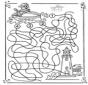Boot labyrinth