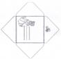 Briefumschlag Aschenputtel 1