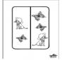 Buchzeichen Katz
