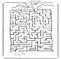 Dalmatiner Labyrinth
