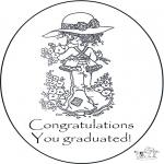 Malvorlagen Basteln - Dein Diplom
