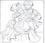 der Prinz und Aschenputtel