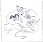 Der Wunschgeist und  Aladin