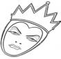 Die böse Königin