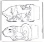 Donald Duck Stechkarte 5
