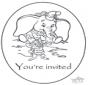 Einladung Dombo