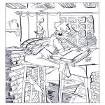 Allerhand Ausmalbilder - Elfe an die Arbeit