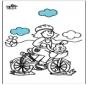 Fahrrad fahren 2