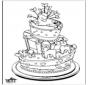 Feier-Kuchen