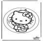 Fensterhänger Hello Kitty