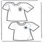 Fussball T-shirt 2