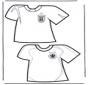 Fussball T-shirt 2