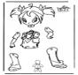 Hampelfigur Winx
