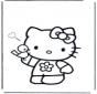 Hello Kitty Valentin