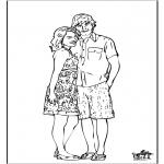 Allerhand Ausmalbilder - High School Musical 4