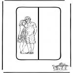 Allerhand Ausmalbilder - High School Musical Basteln 1