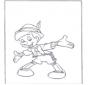 Hölzerne Pinokkio