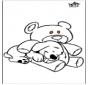 Hund und Bär