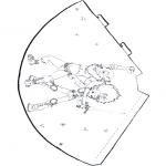 Malvorlagen Basteln - Hut Artus und die Minimoys