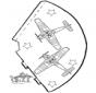 Hut - Flugzeug