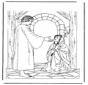 Jesus und die kranke Frau