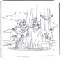 Jesus und Johannes der Täufer 2