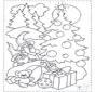 Kabauter und Weihnachtsbaum