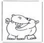 Kinder Flusspferd 1