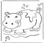 Kinder Flusspferd 3
