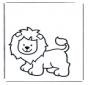 Kinder Löwe 1