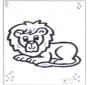 Kinder Löwe