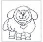 Kinder Schaf