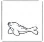 Kinder Seehund