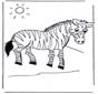 Kinder Zebra