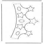Malvorlagen Basteln - Krone 2