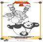 Kung Fu Panda 2 Zeichnung 4