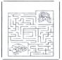 Labyrint Mädchen